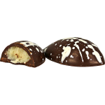 """Фото 'Chocolate candies with filling """"Kokosovye slivki"""" with cocoa butter'"""